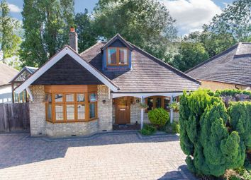 Thumbnail 3 bed detached bungalow for sale in Brooklyn Avenue, Loughton