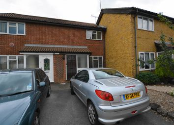 Thumbnail 2 bed terraced house to rent in Rackenford, Shoeburyness, Southend-On-Sea