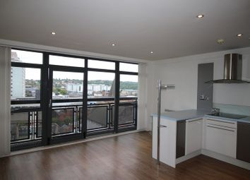 Thumbnail 1 bedroom flat to rent in Crusader House, Thurland Street, Nottingham