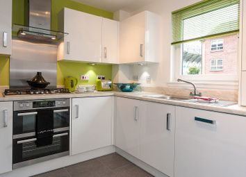 Thumbnail 2 bedroom flat for sale in Apartment C1, Pyrus, Springfield Gardens, Glasgow