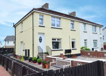 Thumbnail 2 bed flat for sale in Milton Street, Motherwell, North Lanarkshire