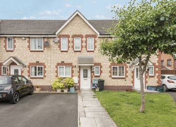 Thumbnail 3 bed terraced house for sale in Criccieth Close, St. Brides Wentlooge, Newport