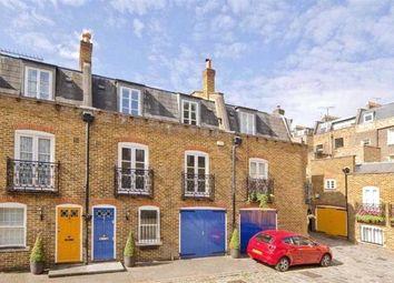 Bristol Mews, Little Venice, London W9. 3 bed terraced house