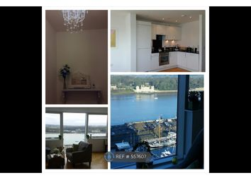2 bed flat to rent in Marina Point West, Chatham ME4