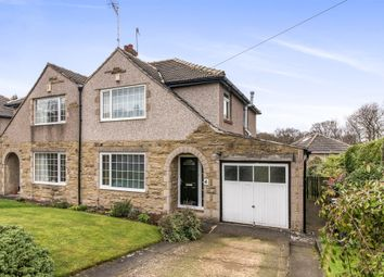 Thumbnail 3 bedroom semi-detached house for sale in Shay Grove, Bradford