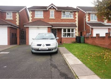 Thumbnail 3 bed detached house for sale in Narraway Grove, Tipton