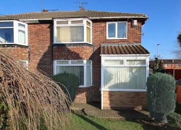 Thumbnail 3 bed semi-detached house for sale in Scholey Road, Wickersley, Rotherham
