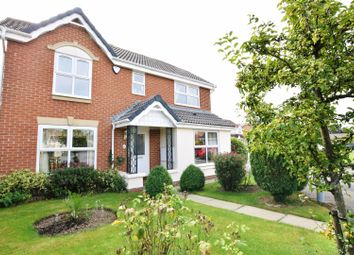 Thumbnail 4 bed detached house for sale in Trevithick Close, Eaglescliffe, Stockton-On-Tees, Durham