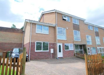 Thumbnail 4 bedroom end terrace house for sale in Dynevor Close, Hartley, Plymouth
