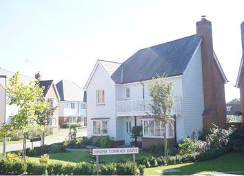 Thumbnail 5 bed detached house for sale in Joseph Conrad Drive, Ashford