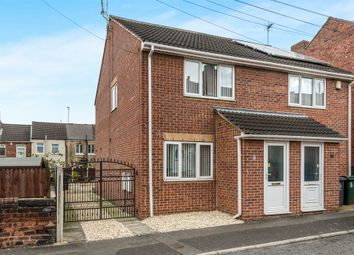 Thumbnail 3 bedroom semi-detached house for sale in Spencer Street, Mexborough