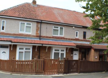 Thumbnail 3 bedroom semi-detached house to rent in Shaftesbury Crescent, Sunderland