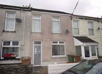 Thumbnail 3 bed terraced house to rent in Dol-Y-Felin Street, Caerphilly
