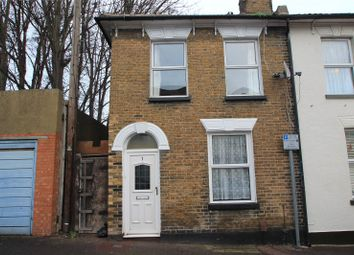 Thumbnail 3 bedroom end terrace house to rent in Watts Street, Chatham, Kent