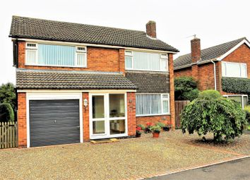 Thumbnail 4 bedroom property for sale in Westland Road, Cottesmore, Rutland