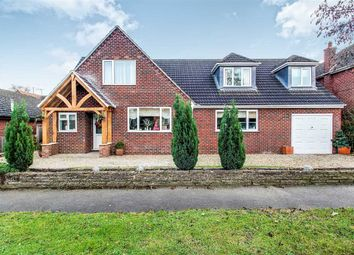 Thumbnail 4 bed detached house for sale in Doddington Avenue, Lincoln