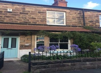 Thumbnail 2 bed end terrace house to rent in Newnham Terrace, Harrogate