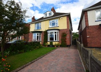 Thumbnail 4 bed semi-detached house for sale in Lea Road, Gainsborough, Lincolnshire