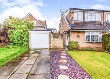 Thumbnail 3 bed semi-detached house for sale in Aire Close, Chapeltown, Sheffield