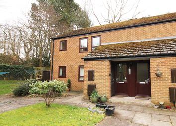 Thumbnail 2 bed flat for sale in Knowefield Close, Stanwix, Carlisle