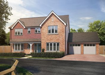 Thumbnail 4 bed detached house for sale in Odiham Road, Riseley
