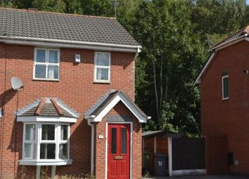 Thumbnail 2 bed semi-detached house to rent in Redbrook Road, Off Warrington Rd, Ince