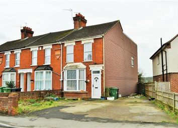 Thumbnail 3 bed end terrace house for sale in Upper Fant Road, Maidstone