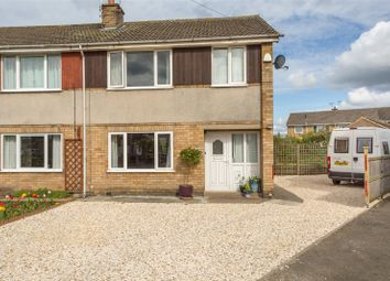 Thumbnail 3 bed semi-detached house for sale in Hunters Way, Selby