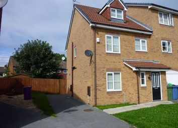 Thumbnail 4 bed end terrace house to rent in Carillion Close, Liverpool, Merseyside
