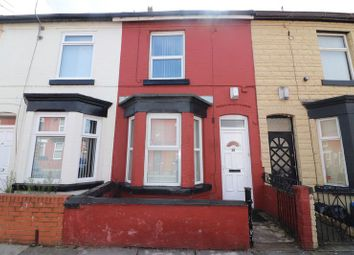 Thumbnail 2 bedroom terraced house to rent in Kilburn Street, Liverpool