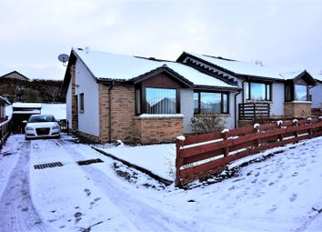 Thumbnail 3 bed semi-detached bungalow for sale in Towerhill Road, Inverness
