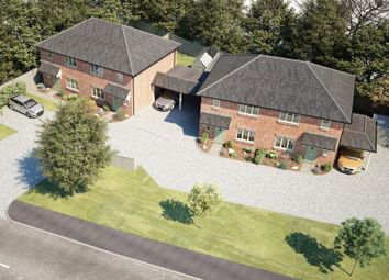 Thumbnail 3 bed semi-detached house for sale in Woodland View, Botley Road, Horton Heath