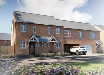 Thumbnail 2 bed semi-detached house for sale in Plot 6, Lilac View, Marton Road, Long Itchington
