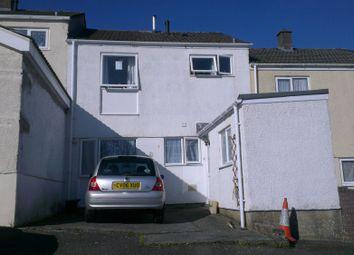 3 bed terraced house for sale in 37 Bro Myrddin, Johnstown, Carmarthen, 3He. SA31