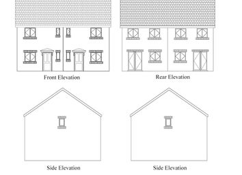 Thumbnail 3 bed semi-detached house for sale in Clos Coed Derw, Penygroes, Llanelli