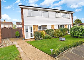 Thumbnail 3 bed semi-detached house for sale in Birchington Close, Bexleyheath, Kent