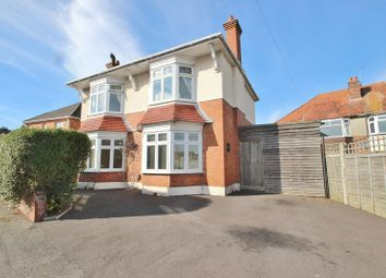 Thumbnail 3 bed detached house to rent in Stanfield Road, Winton, Bournemouth