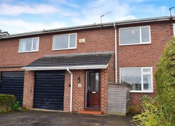 Thumbnail 3 bed terraced house for sale in Longridge, Knutsford, Cheshire