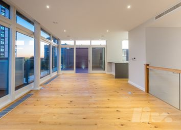 Thumbnail 3 bed penthouse to rent in Amberley Waterfront, Amberley Road, Warwick Avenue