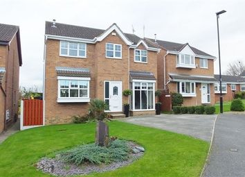 Thumbnail 4 bedroom detached house for sale in Lambcroft View, Woodhouse, Sheffield