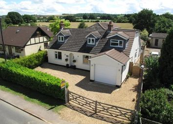 Thumbnail 4 bed detached house to rent in Cotton End Road, Wilstead, Bedford