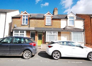 Thumbnail 2 bed terraced house for sale in Gainsborough Crescent, Nr City Centre, Chelmsford