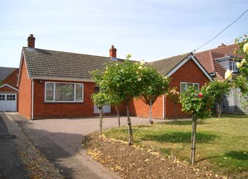 Thumbnail 3 bedroom detached bungalow for sale in Monument Road, Chalgrove, Oxford