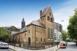 Thumbnail 1 bed flat to rent in All Souls Church, Loudoun Road