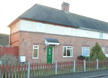 Thumbnail 3 bed end terrace house for sale in Vines Lane, Droitwich