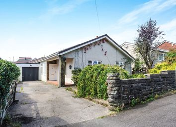 Thumbnail 4 bed detached bungalow for sale in Bryn Celyn Lane, Maesteg
