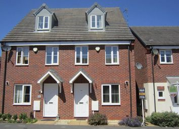 3 bed town house for sale in Jefferson Way, Banner Brook Park, Coventry CV4