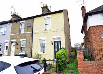Thumbnail 2 bed end terrace house for sale in Mill Road, Hawley, Dartford