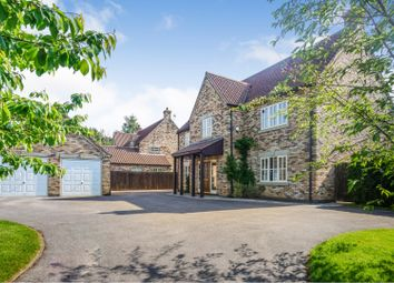 Thumbnail 5 bed detached house for sale in Moor Lane, Potterhanworth
