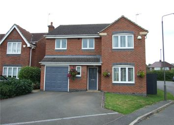 Haskeys Close, Allestree, Derby DE22. 4 bed detached house for sale